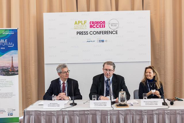 APLF, Perrine Ardouin, Hong Kong, Michael Duck, ACLE