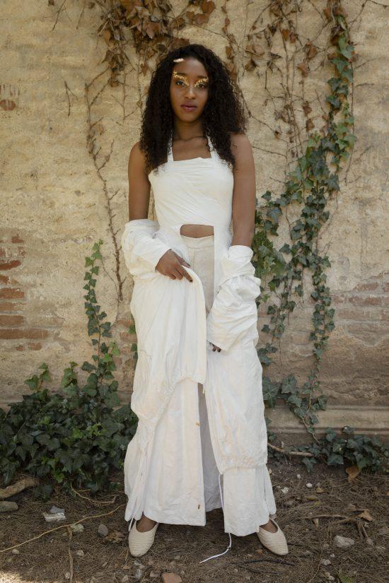 Luisa Hurtado, moda sostenible, LCI Barcelona, slow fashion