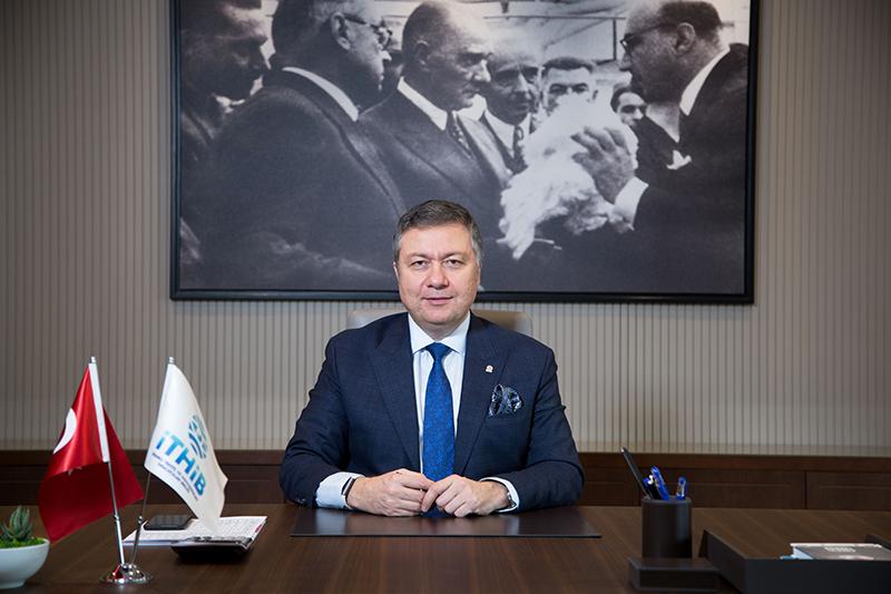 ITHIB, Ahmed Öksüz, textiles técnicos, Turquía