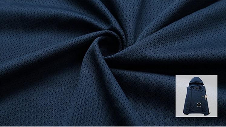 StretchCosy, Sorona, Ecoosy, tejidos funcionales, prendas activas, sostenibilidad textil