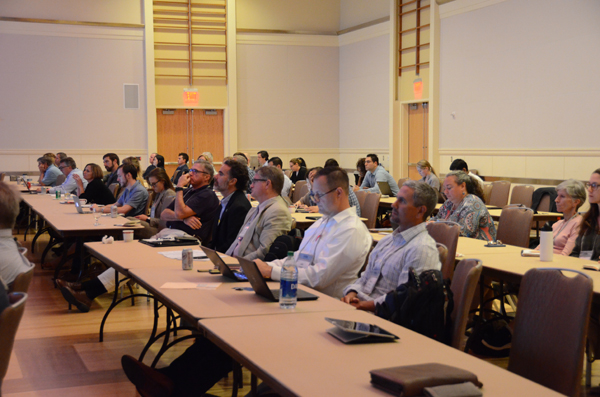 Conferencia RISE, no-tejidos, INDA