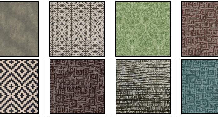 Roll and roll Textil, Roll & Roll Textil, textiles para decoración, textilhogar, textiles para hogar, tejido antiviral, tejas estampadas, tejidos estampados, telas por metro,