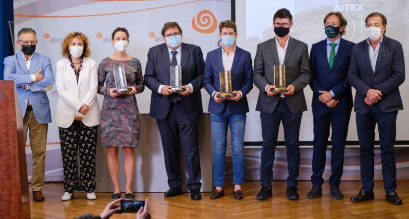 Premios Empresariales AITEX, AITEX, ATEVAL, IVACE,