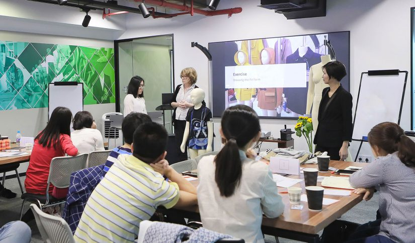 Motif, Alvanon, sostenibilidad textil/moda, formación profesional en confección