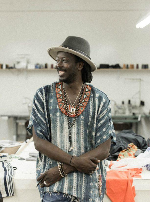 Moustapha Ndiaye, Renaissance Creative Studios, colecciones de moda femenina, Nunu