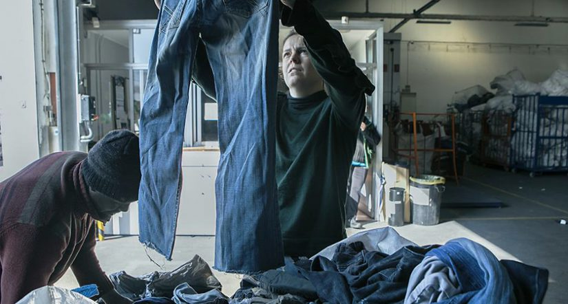 Back To Eco , Infinitdenim, reciclaje textil, denim reciclado, black friday, reducir consumismo