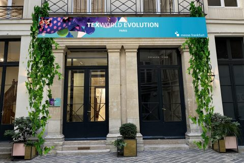 Texworld Evolution Paris - Le Showroom,