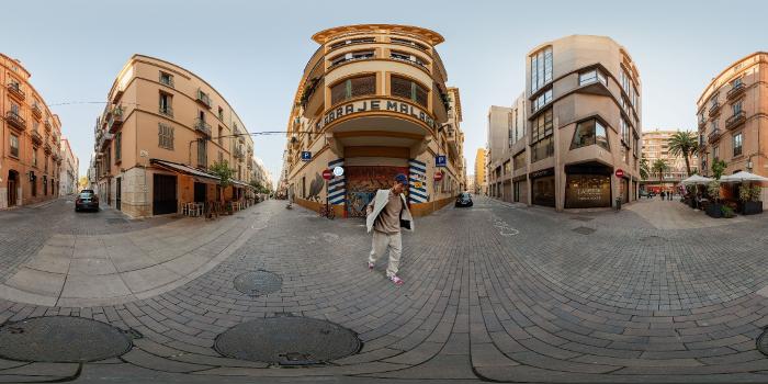 Zalando y Google Street View, Zalando, Google Street View, Street It All, lookbook virtual , colección de streetwear, streetwear