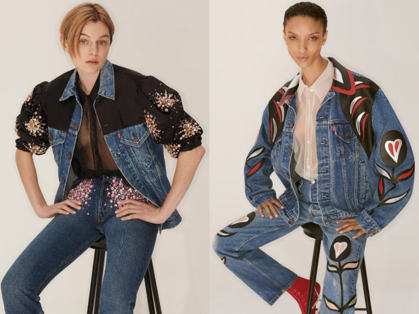 The Upcycled by Miu Miu x Levi's,