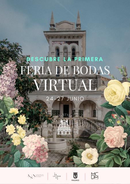 Bridal House, feria virtual del sector nupcial,